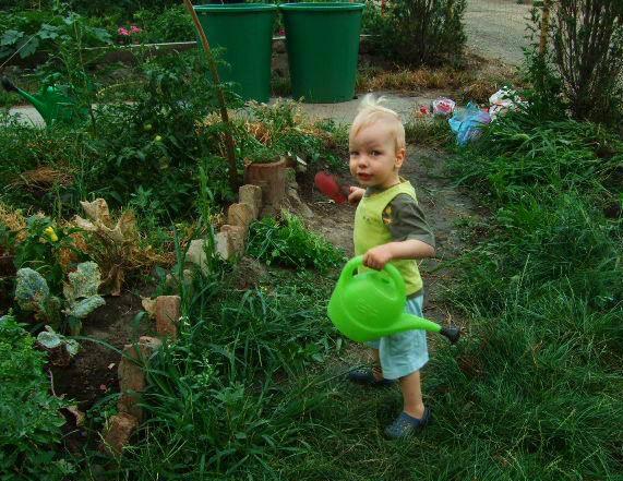 Kertészkedj gyerekkel!