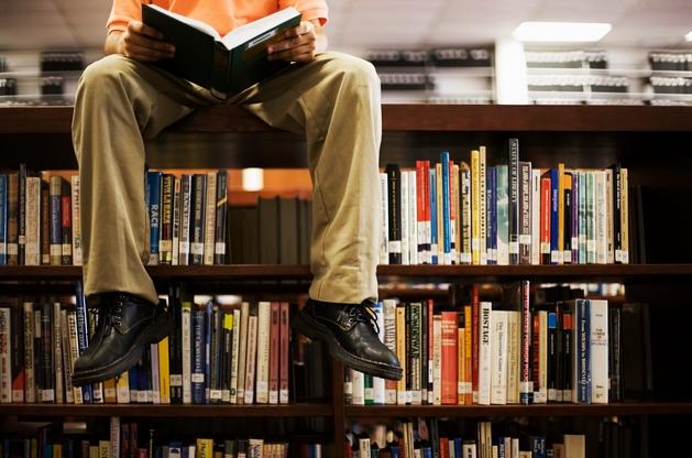 Olvasni mindig, mindenhol jó!