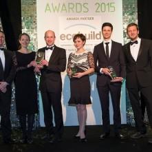 Magyar szakembert díjaztak az idei BREEAM Awards-on
