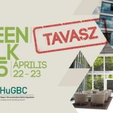 Zöldépítés újratöltve: tavasszal is jön a Green Walk!