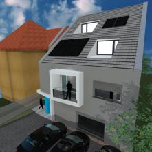 Energiahatékony bemutatóház épül Székesfehérváron