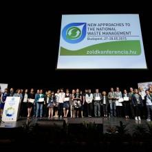 Magyar nyertese is van az Európai Hulladékcsökkentési Díjnak