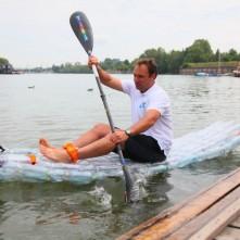 Tisztul a Tisza – Munkában a PET Kalózok