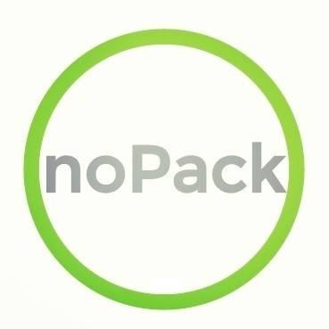 noPack logó
