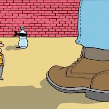 """""""Lapítsd ki!"""" – Íme a legjobb karikatúrák!"""