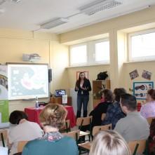 Hulladékos workshopok tanároknak