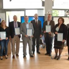 Versenyben az európai környezetvédelmi díjakért