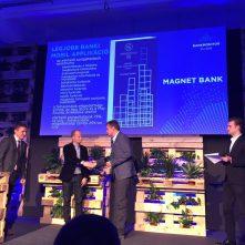 A MagNet Banké a legjobb banki mobil applikáció 2016-ban