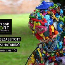 Meghosszabbított nevezési határidő a 2018-as Trash Art Magyarország pályázaton